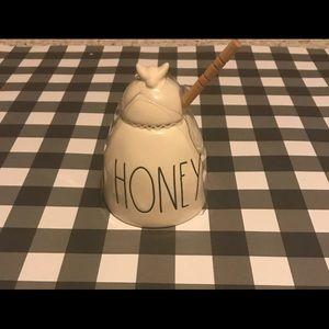 Rae Dunn Honey Pot Brand New